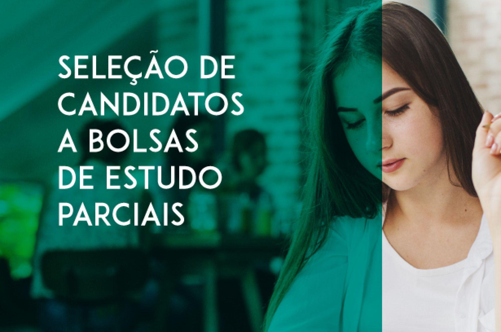 SELEÇÃO DE CANDIDATOS A BOLSAS DE ESTUDOS PARCIAIS 2021