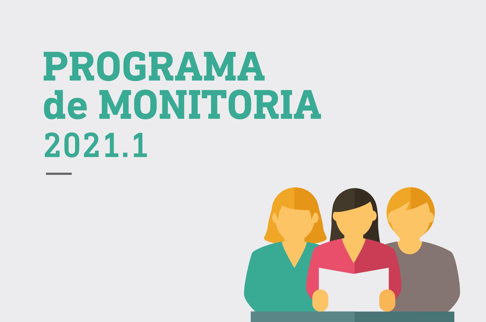 PROGRAMA DE MONITORIA 2021.1 - resultado final