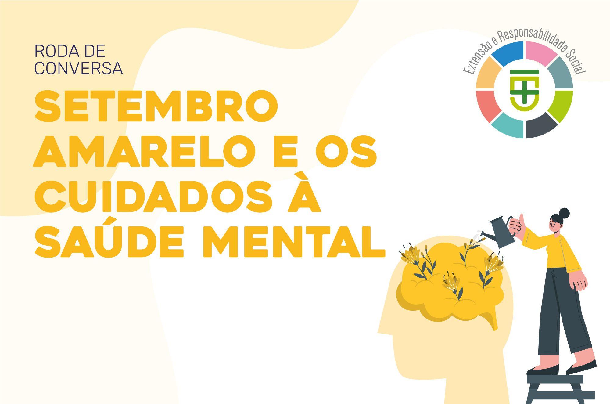 Participe de evento sobre saúde mental realizado pelo Núcleo de Extensão da FPS