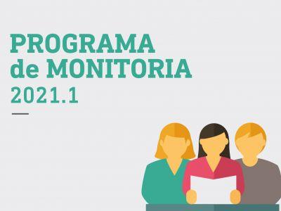 Programa de Monitoria 2021.1