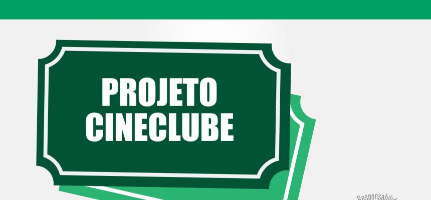 Projeto Cineclube - julho 2020