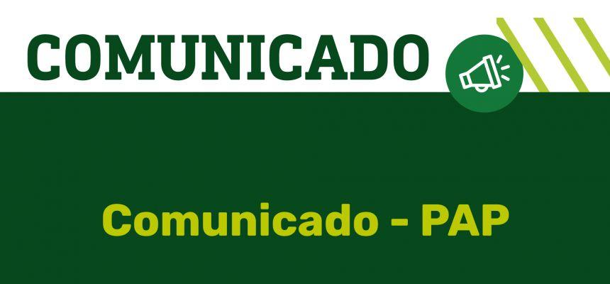 ATIVIDADES DA PAP - 06 DE SETEMBRO