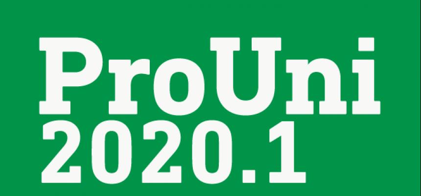 Resultado Primeira Chamada Prouni 2020.1