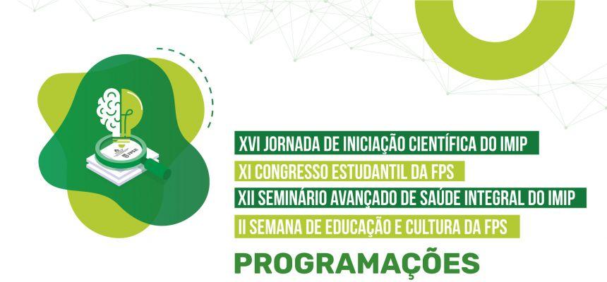 Congresso Estudantil - Programações