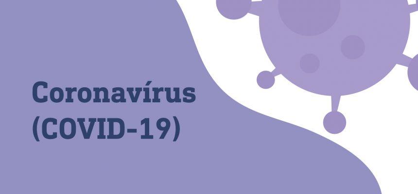 INFORMAÇÕES IMPORTANTES SOBRE A COVID-19