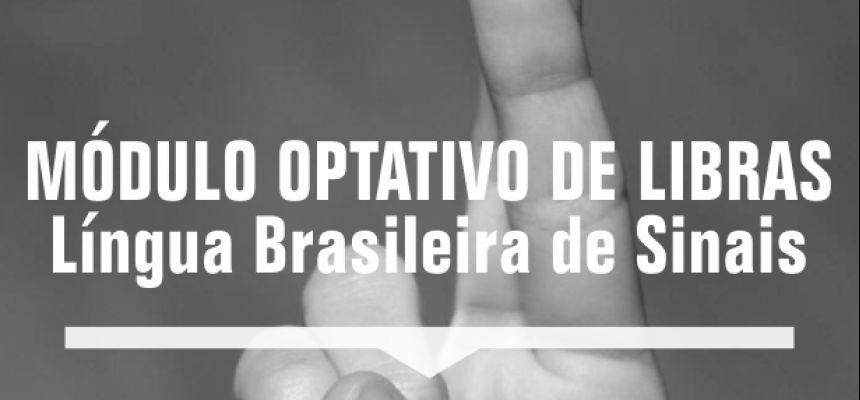 Módulo Optativo de Libras 2019.1