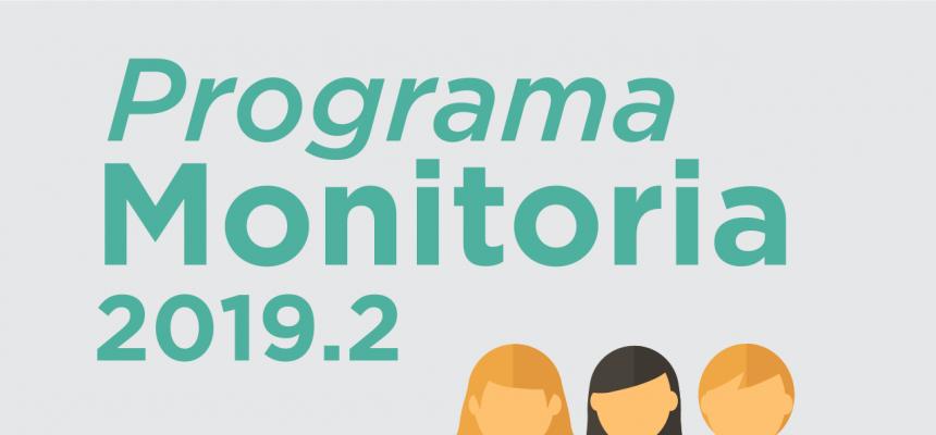 Programa de Monitoria 2019.2