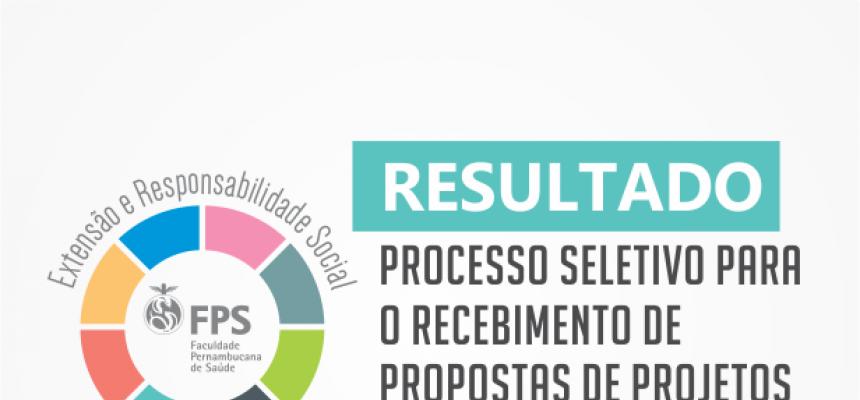 Projetos Aprovados - Extensão e Responsabilidade Social