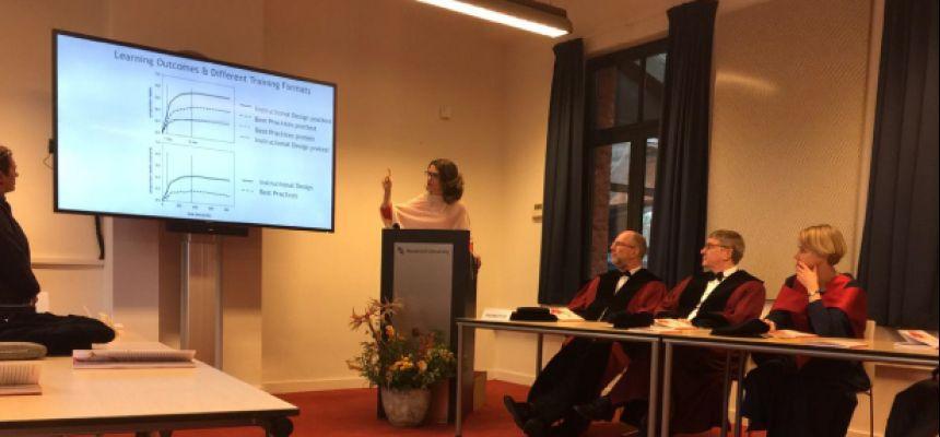 Docente de Medicina defende tese na Universidade de Maastricht
