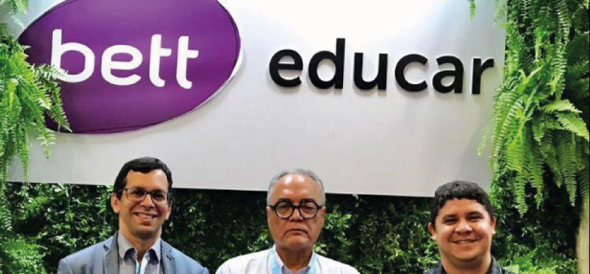 FPS presente no maior evento de educação e tecnologia da América Latina