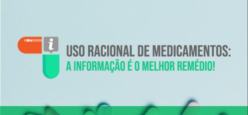 Projeto de extensão Uso Racional de Medicamentos: A informação é o melhor remédio! - Resultado 3ª etapa