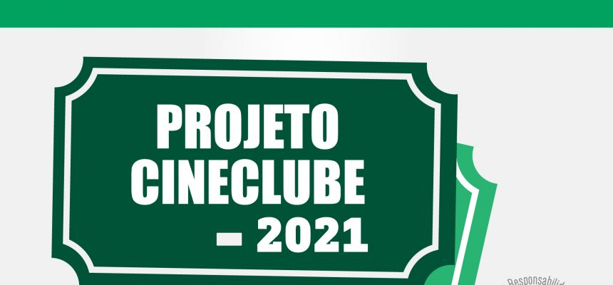 Cineclube Abril 2021