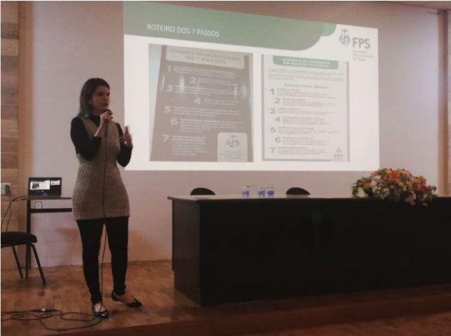 Docente de Psicologia representa FPS em Fórum no Paraná