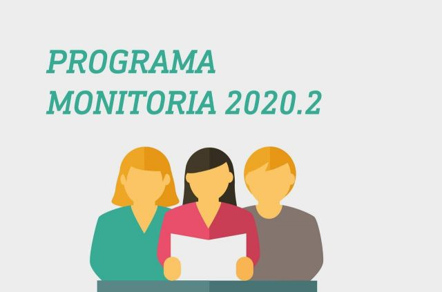 Programa de monitoria 2020.2 - selecionados para entrevistas
